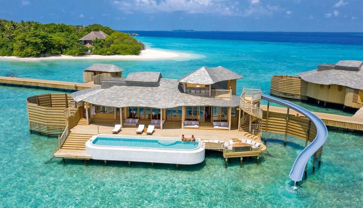 मालदीव : पर्यटकों से रहता गुलजार, परिवार के साथ क्वालिटी टाइम बिताने के लिए परफेक्ट प्लेस