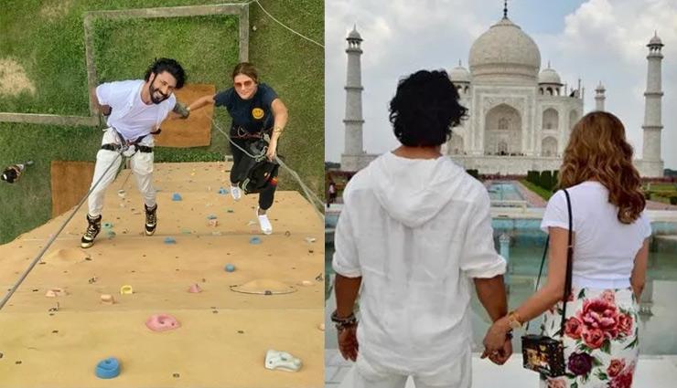 विद्युत जामवाल-नंदिता महतानी और ब्रिटनी स्पीयर्स-सैम असगरी की हुई सगाई, 'टप्पू' ने ट्रोलर्स को दी नसीहत