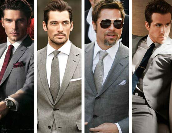10 Suit Combinations To Choose This Wedding Season