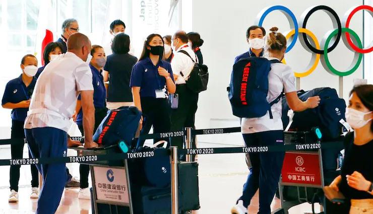 Tokyo Olympic : कोरोना वायरस के डर से भारतीय खेमे में हुई दहशत, यहां जानें पूरा मामला