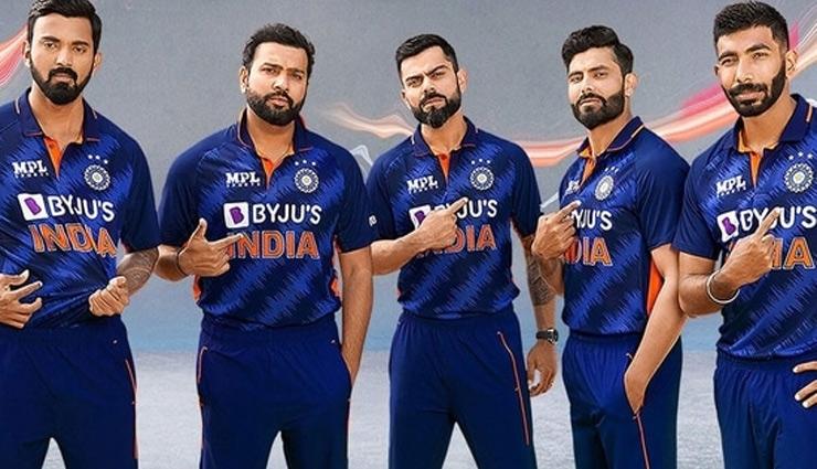 t20 world cup,shardul thakur,team india jersey,mpl,rashid khan,ipl-14,axar patel,sports news in hindi ,टी20 विश्व कप, शार्दुल ठाकुर, टीम इंडिया, जर्सी, एमपीएल, राशिद खान, आईपीएल-14, अक्षर पटेल, हिन्दी में खेल समाचार