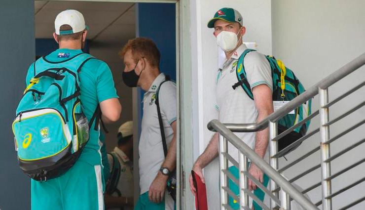 वेस्टइंडीज-ऑस्ट्रेलिया सीरीज में कोरोना ने लगाई सेंध, टॉस के बाद स्थगित करना पड़ा दूसरा वनडे