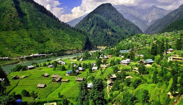 कश्मीर घाटी : बरबस ही अपनी ओर खींचती हैं हरी-भरी वादियां, इन जगहों की सैर से न चूकें...