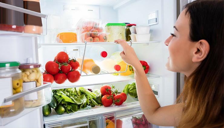 यहां जानें, फ्रिज में किस चीज का कौनसा सही ठिकाना और फल-सब्जियां रखने के टिप्स