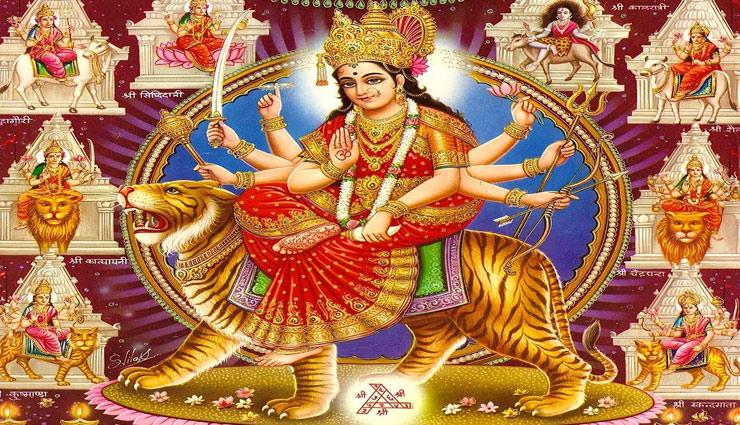नवरात्रि स्पेशल :  भूलकर भी ना करें नवरात्रि के दिनों में ये काम, रुष्ट हो सकती है मातारानी