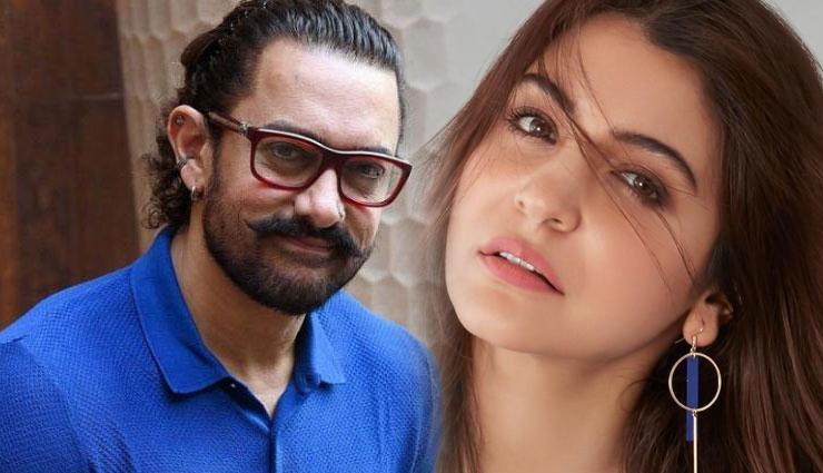 'लाल सिंह चड्ढा' में आमिर खान के साथ नजर आ सकती हैं अनुष्का शर्मा