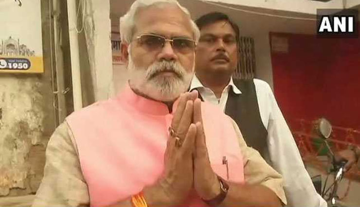 राजनाथ सिंह के खिलाफ पीएम मोदी के हमशक्ल ने भरा पर्चा, कहा - बीजेपी से नाराज हूँ