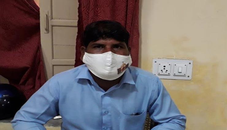 जयपुर : 5 हजार रुपए की रिश्वत लेते गिरफ्तार हुआ जमादार, ACB ने बिछाया जाल