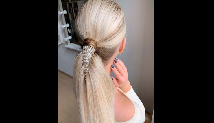 ponytail,ponytail accessories,fashion tips,fashion accessories,latest fashion tips
