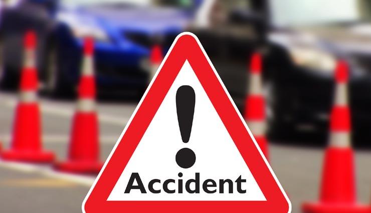 दौसा : मध्यप्रदेश सरकार के मंत्री को एस्कॉर्ट करने वाली गाड़ी ने मारी बाइक को टक्कर, हादसे में महिला की मौत