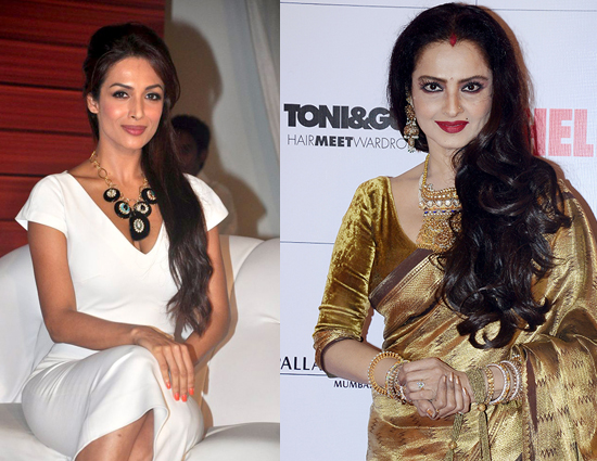 These Bollywood Beauties Went More Hotter With Aging