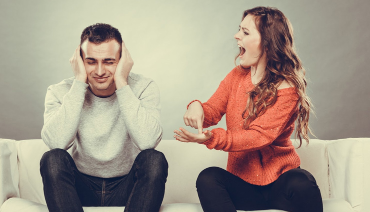 5 Ways To Deal With Aggressive Partner