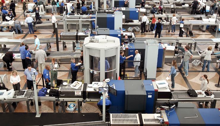 airport security,things you should know about airport security,travel,travel tips,holidays