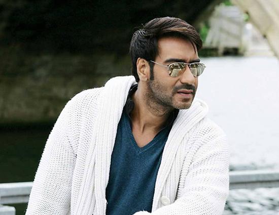 Ajay Devgan To Romance With South Indian Actress
