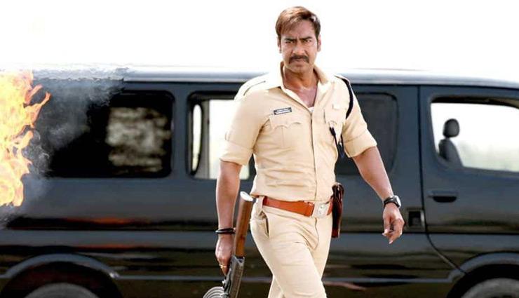 तोडऩा नहीं चाहते थे 'सिंघम' की छवि, इसीलिए छोड़ी 'इंडियन-2': अजय देवगन