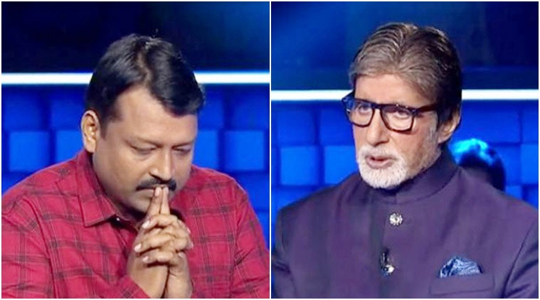rs 7 cr question,ajeet kumar quit rs 7 cr question,kbc 11,amitabh bachchan,entertainment news,ajeet kumar