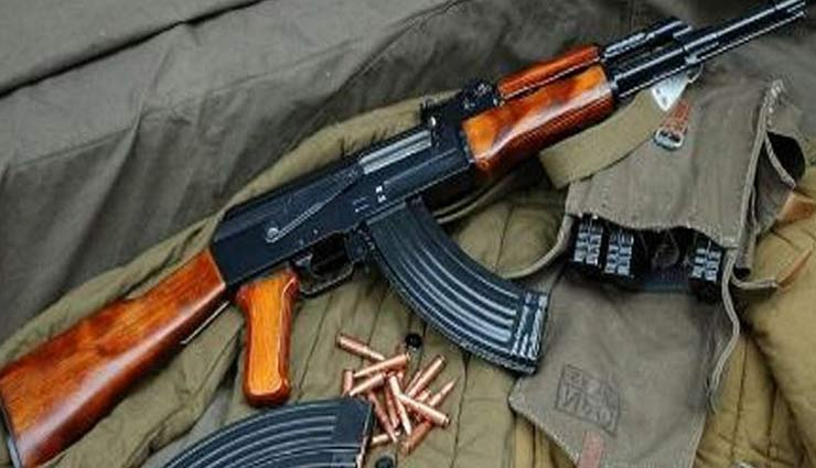 OMG! तोहफे में मिली AK-47 राइफल, खिलाड़ी ने दिखाया बेहतर प्रदर्शन