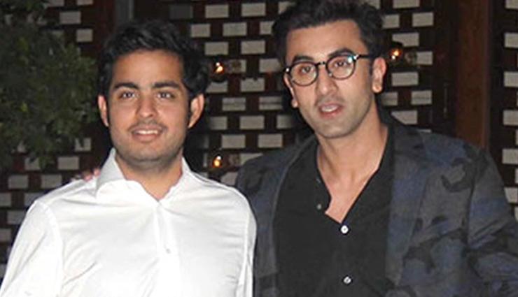 Ranbir Kapoor, Karan Johar to attend Akash Ambani's bachelor party in Switzerland