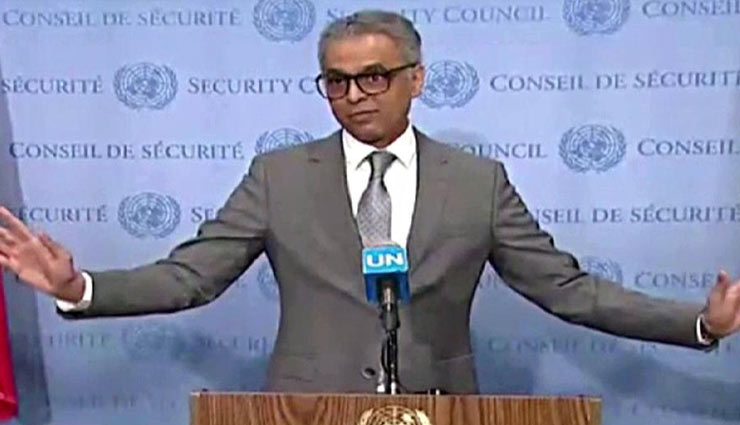 भारत ने पाकिस्तान को कड़े शब्दों में कहा, हिंसा किसी भी मसले का हल नहीं, आतंकवाद रोकिए, वार्ता शुरू कीजिए