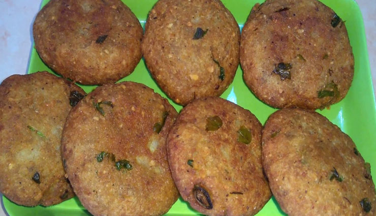 नवरात्रि स्पेशल : चटपटी फलाहारी टिकिया, देगी आपके फलाहार को नया रंग #Recipe