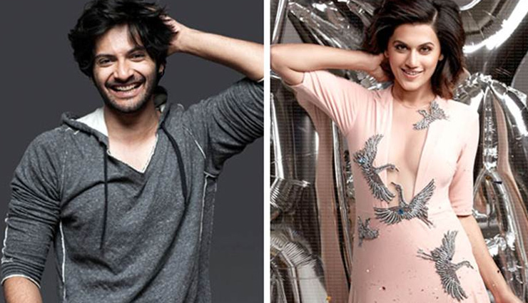 Ali Fazal To Star Opposite Taapsee Pannu in The Remake of Spanish Film