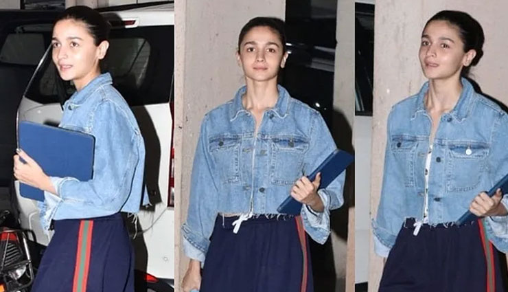 PICS- Alia Bhatt Spotted Wearing The Most Weird Pants