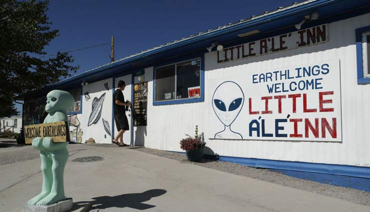 area 51,facts about area 51,weird story,aliens ,एरिया 51, अनोखा मामला, अजब गजब