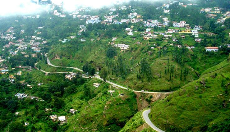 अपनी खूबसूरती के चलते भारत का स्वीटजरलैण्ड बना अल्मोड़ा