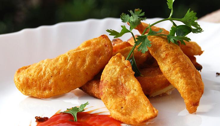 Recipe- Hyderabad Famous Aloo Bajji