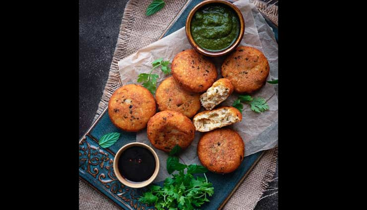 Navratri 2019- Satisfy Your Fast Cravings With Aloo Tikki