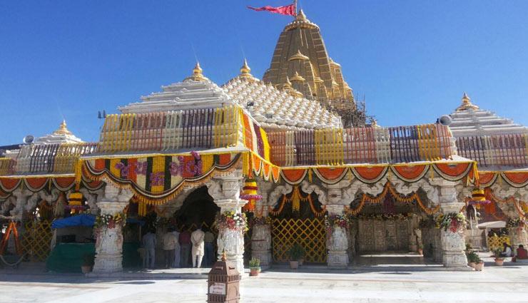 ambaji temple,gujarat and rajasthan border,maa durga temple,holidays,travel,tips ,अम्बाजी,  गुजरात और राजस्थान की सीमा पर स्थित अम्बाजी-देवी का घर, हॉलीडेज, ट्रेवल, टूरिज्म