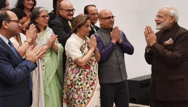 Houston : PM मोदी से मिल भावुक हुआ कश्मीरी, हाथ को चूमा और कहा - 7 लाख पंडितों की ओर से शुक्रिया, देखे वीडियो