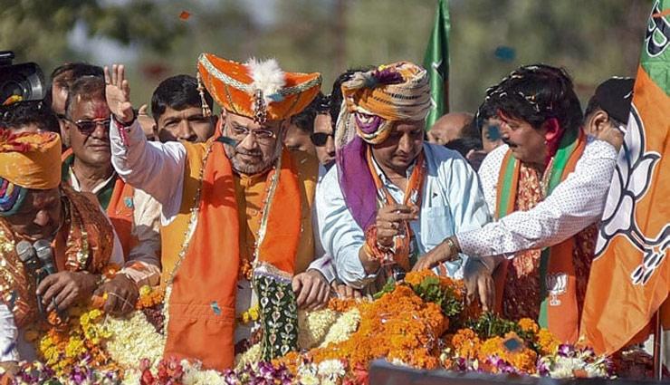 अमित शाह की 'रथ यात्रा' को कलकत्ता हाईकोर्ट से नहीं मिली हरी झंडी