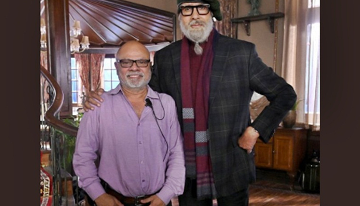 Amitabh Bachchan reunites with technician of his 1989 film 'Main Azaad Hoon'
