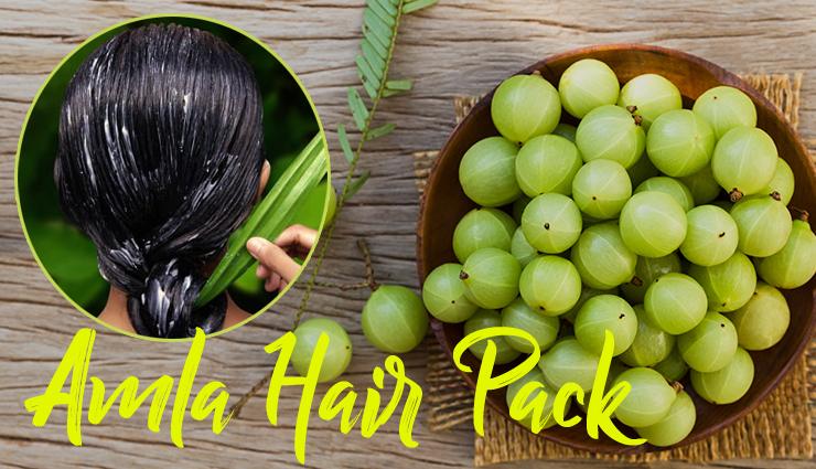 6 DIY Amla Pack To Get Healthy Hair