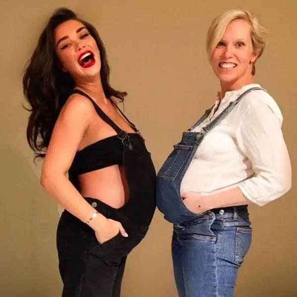 amy jackson,amy jackson maternity shoot,entertainment news