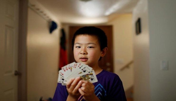 इस आठ साल के बच्चे ने अपने कारनामे से पूरी दुनिया को चौंकाया, बनाया रिकॉर्ड