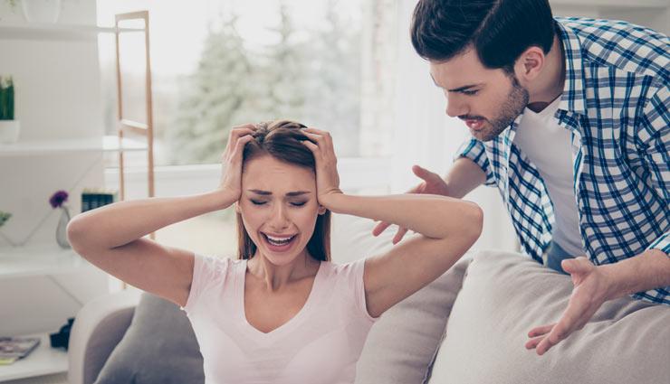 कभी भी झगड़े के दौरान पार्टनर से ना कहें ये 5 बातें, टूट सकता है रिश्ता