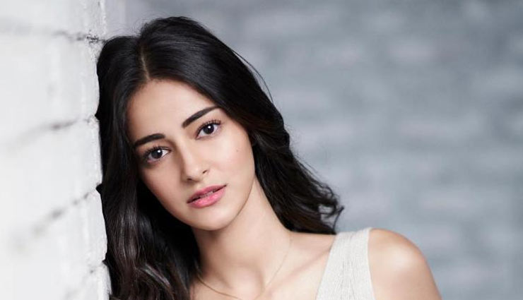 PICS- Ananya Panday celebrates 21st birthday on 'Pati, Patni Aur Woh' sets