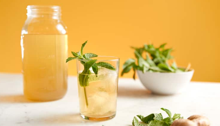 Recipe- Allergy Relieving Apple Cider Vinegar Spring Tonic