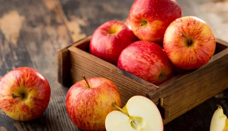 7 Incredible Health Benefits Of Apple That You May Not Have Known