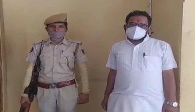 जोधपुर : उड़ी MDM अस्पताल में 200 लोगों के मौत की अफवाह, पुलिस ने किया शख्स को गिरफ्तार