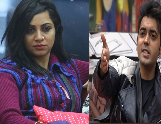 Bigg Boss 11- Arshi Khan Plays Dirty Game With Luv Tyagi
