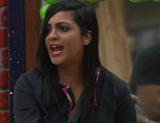 Bigg Boss 11- Biggest Fights of Arshi Khan Till Now