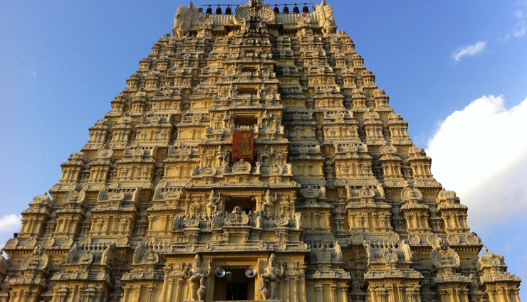 world largest lord shiva temple,india,tamilnadu ,अरुणाचलेश्वर शिव मंदिर, विश्व का सबसे बड़ा शिव मंदिर, शिव ने दिया था ब्रह्मा जी को श्राप , तमिलनाडु