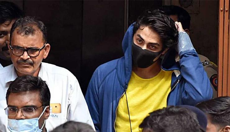 Aryan Khan Drugs case:  शाहरुख ख़ान के बेटे आर्यन की जमानत याचिका पर सुनवाई आज, NCB करेगी विरोध
