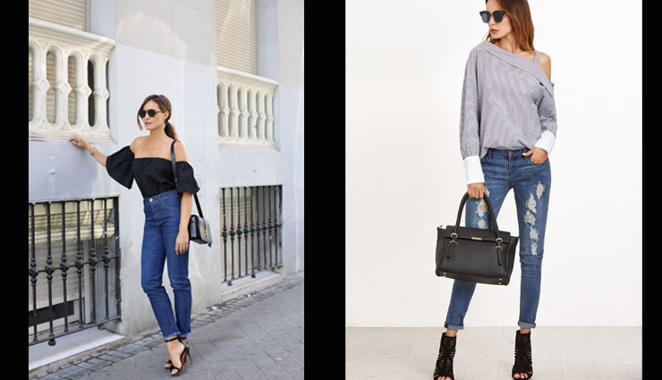 asymmetric cold shoulder top,tips to wear asymmetric cold shoulder top,fashion tips,latest fashion trends
