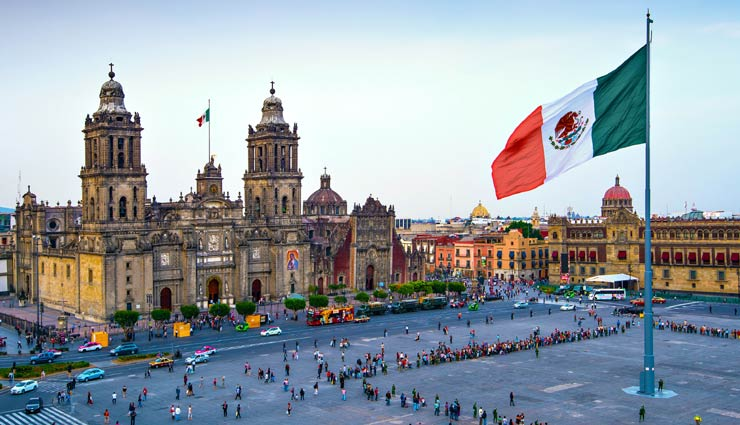 5 Most Beautiful Attractions of Mexico City
