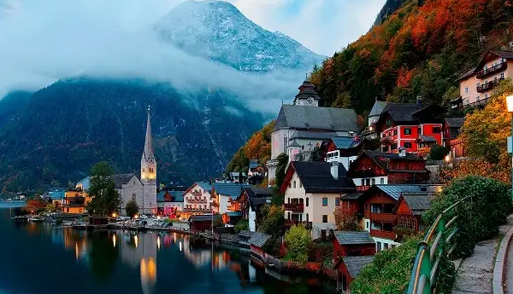 10 Places You Cannot Miss in Austria