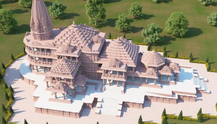 तस्वीरों में देखें कितना भव्य होगा अयोध्या में भगवान श्री राम का मंदिर